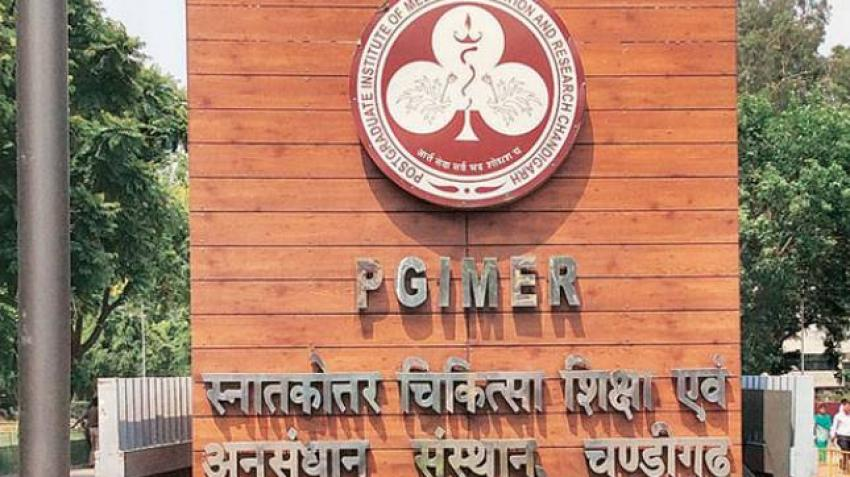 PGIMER Chandigarh admissions 2019 open for BSc nursing courses