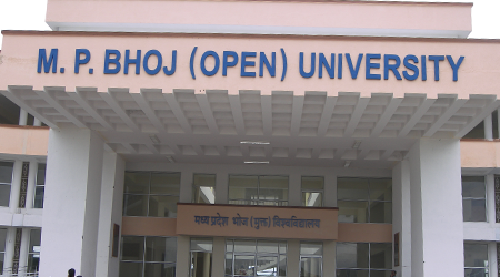 MA (Distance) 2019 at MPB Open University, Bhopal