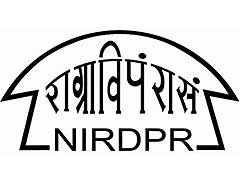 NATIONAL INSTITUTE OF RURAL DEVELOPMENT AND PANCHAYATI RAJ Admission For PGDRDM