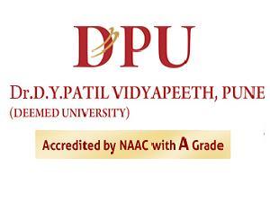 Dr. D. Y. Patil Vidyapeeth, Pune Admissions 2018