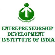 Entrepreneurship Development Institute of India PGDM-BE 20192-21