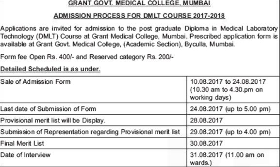 Admission open at Grand Government medical college