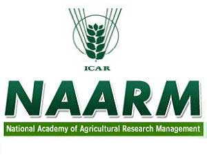 ICAR & NAARM Jointly Offered PGD-ETM