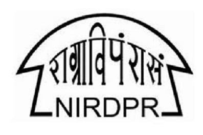 National Institute of Rural Development and Panchayati Raj: PGDRDM Admission 2019-20