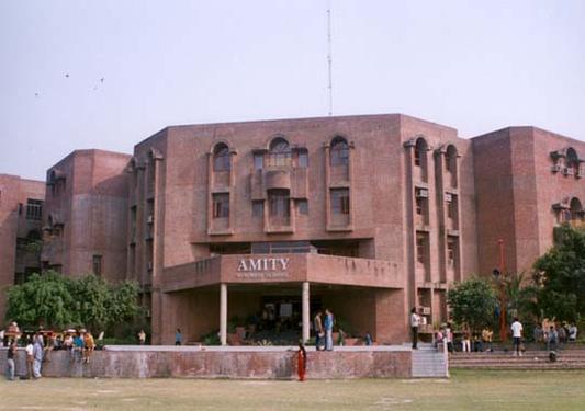Amity university admissions 2018