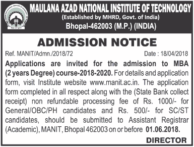 Admissions Open For Maulana Azad College of Technology