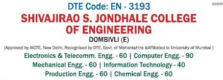 SSJCOE(MUMBAI) ADMISSION FOR ENGINEERING