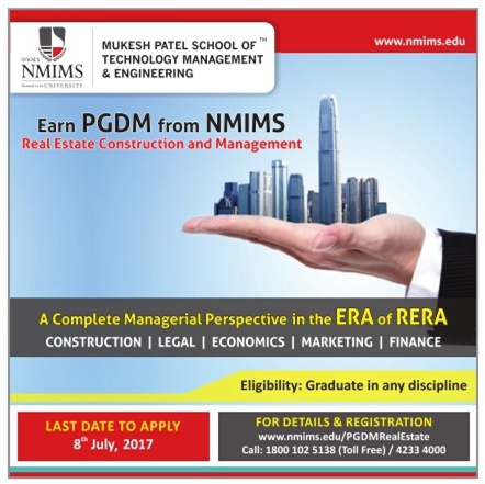 NMIMS ADMISSIONS OPEN FOR PGDM