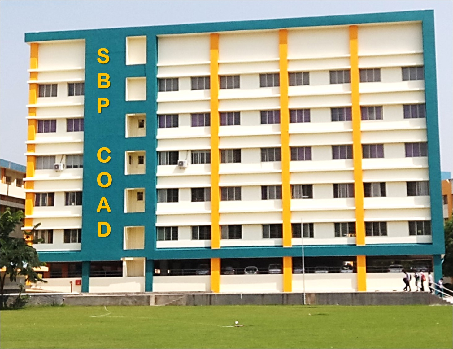 Admission For B.Arch & Design in S. B. Patil college of Architecture