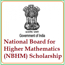 National board for higher mathematics invites application for PG scholarship