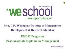 Applications Invites For Entrepreneurship Management In Welingkar School