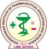 Gaurishankar Educational and Charitable Trust's Gourishankar Institute of Pharmaceutical & Education Research, Limb, Satara