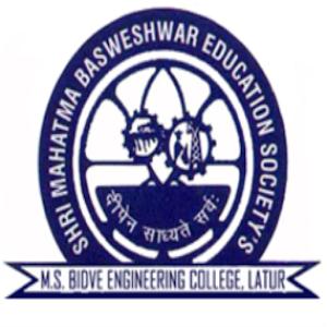 M.S. Bidve Engineering College, Latur
