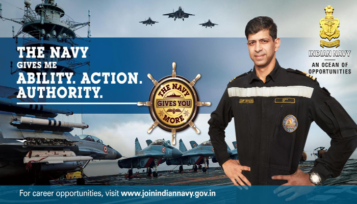 Indian Navy Entrance Test for Officers