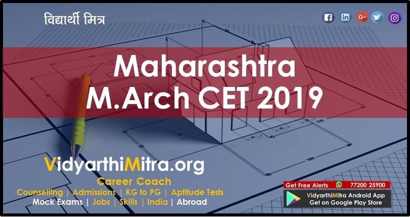M.Arch CET