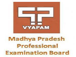 Madhya Pradesh Professional examination Test