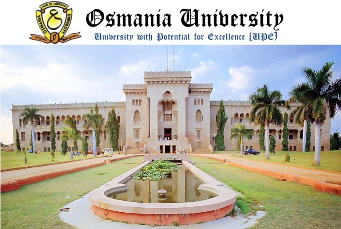 Osmania University Common Entrance Tests