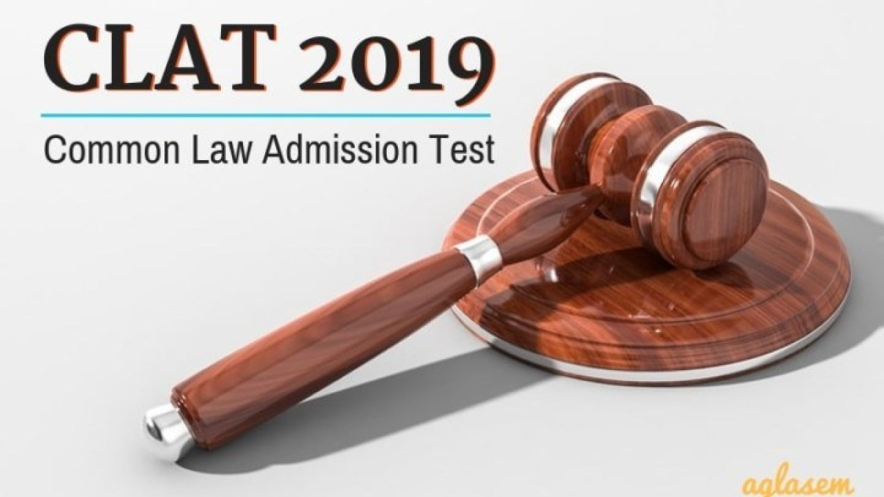 CLAT Result 2019 will be announced today