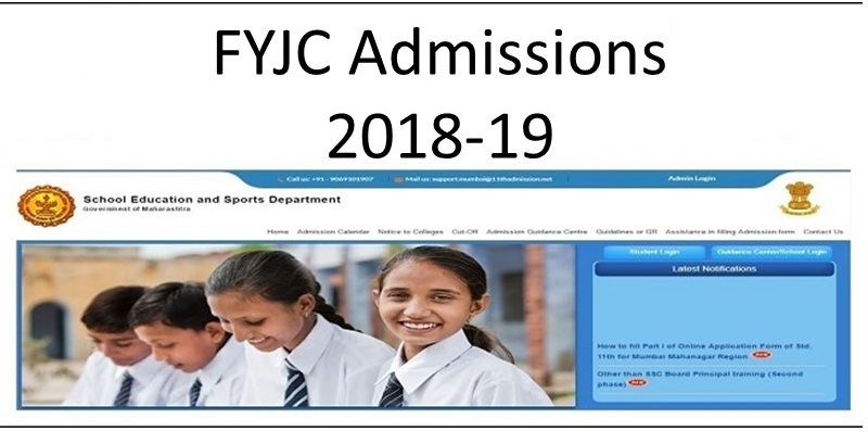 A fresh start for FYJC aspirants next week
