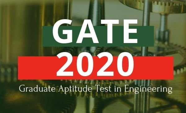 GATE 2019: Registration to commence from 1st September 2019