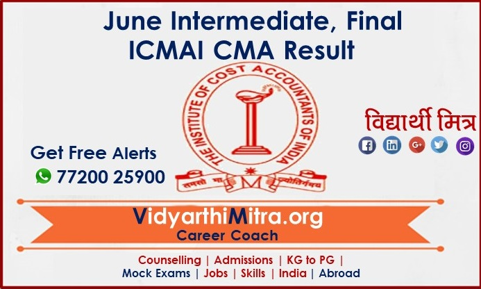 ICWAI Foundation, Inter and Final exam 2017 results to be declared