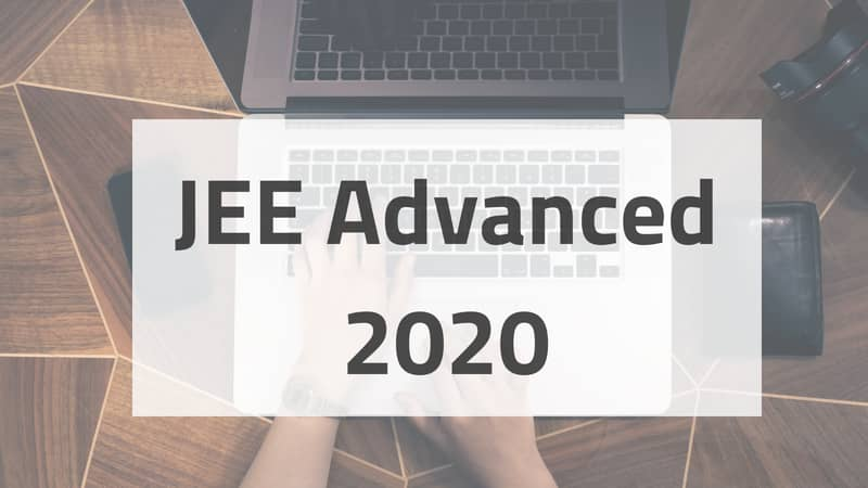 The JEE (Advanced) 2018 will be held on Sunday, May 20, 2018