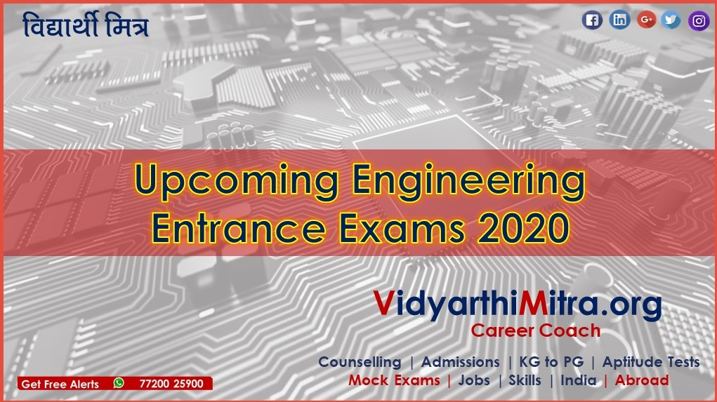 MHT CET 2019 Exam Schedule released