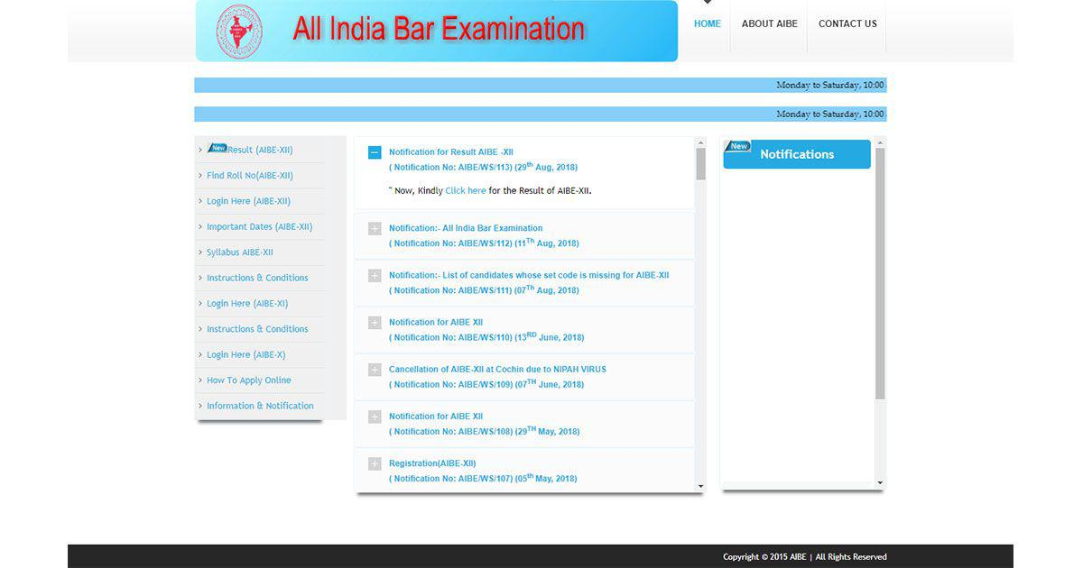 ICAI CA Foundation and Inter results declared 2020