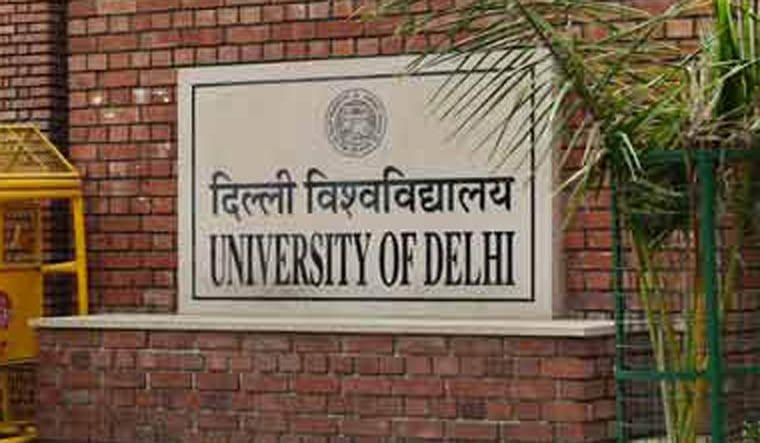 Delhi University extends date to fill examination form 2020