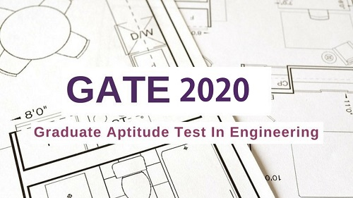 GATE 2020 registration: Check out the last date to apply