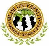 B.L.D.E. UNIVERSITY, BIJAPUR