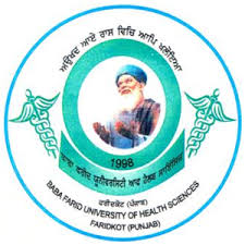 BABA FARID UNIVERSITY OF HEALTH & MEDICAL SCIENCES, FARIDKOT