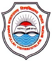 BARKATULLAH UNIVERSITY, BHOPAL