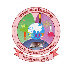 CENTRAL UNIVERSITY OF HARYANA, MAHENDERGARH