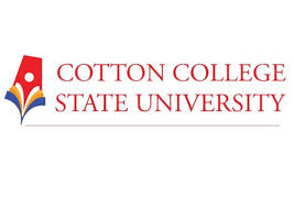 COTTON COLLEGE STATE UNIVERSITY