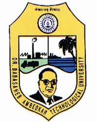 DR. BABASAHEB AMBEDKAR TECHNOLOGICAL UNIVERSITY, LONERE