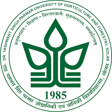 DR. Y.S. PARMAR UNIVERSITY OF HORTICULTURE AND FORESTRY, SOLAN