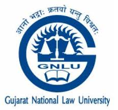 GUJARAT NATIONAL LAW UNIVERSITY, GANDHINAGAR