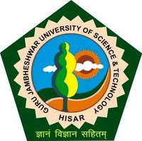 GURU JAMBHESHWAR UNIVERSITY OF SCIENCE AND TECHNOLOGY, HISSAR