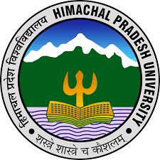 HIMACHAL PRADESH UNIVERSITY , SHIMLA