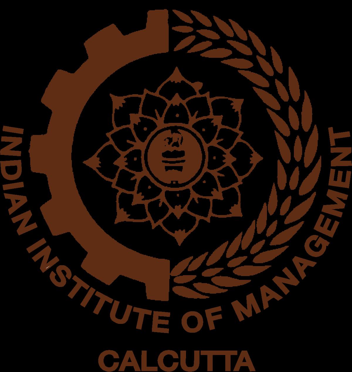 INDIAN INSTITUTE OF MANAGEMENT,CALCUTTA