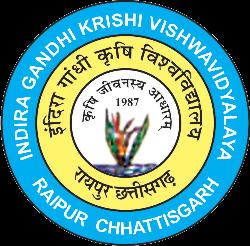 INDIRA GANDHI KRISHI VISHWAVIDYALAYA, RAIPUR