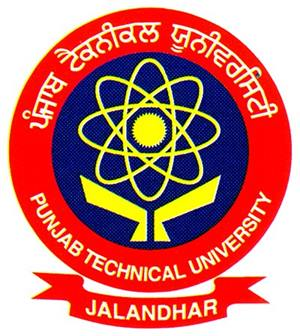 I K GUJRAL PUNJAB TECHNICAL UNIVERSITY, JALANDHAR