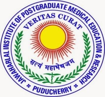 JAWAHARLAL INSTITUTE OF POST GRADUATE MEDICAL EDUCATION & RESEARCH, PUDUCHERRY