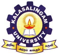 KALASALINGAM ACADEMY OF RESEARCH AND HIGHER EDUCATION, SRIVILLIPUTHRUR