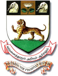 MADRAS UNIVERSITY, CHENNAI