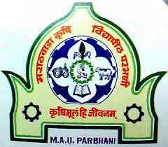 MARATHWADA AGRICULTURAL UNIVERSITY, PARBHANI