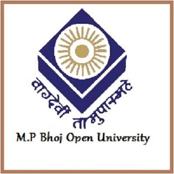 M.P. BHOJ (OPEN) UNIVERSITY, BHOPAL