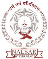 NATIONAL ACADEMY OF LEGAL STUDIES & RESEARCH (NALSR) UNIVERSITY HYDERABAD