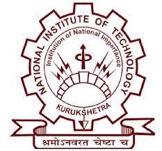 NATIONAL INSTITUTE OF TECHNOLOGY, KURUKSHETRA
